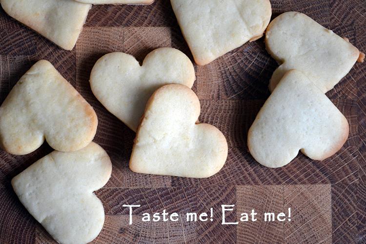 I słodkie i słone – maślane ciasteczka