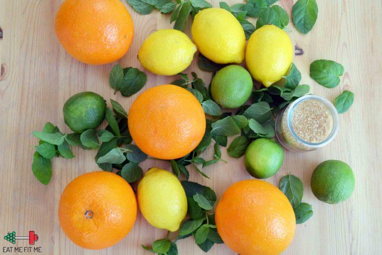 Lemoniada mocno cytrusowa – prosty przepis na zdrowe orzeźwienie